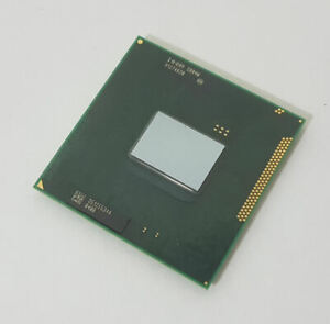 Intel Core i5-2430m 2.4GHz 3Mb Cache Notebook CPU Prozessor sr04w 988-pin G570