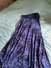 Lularoe Maxi Skirt Medium New with Tags
