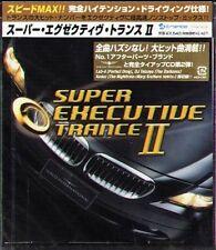 Super Executive Trance 2 II - Japan CD - NEW Gaz West Fusion 808 Lab-4 Dave202