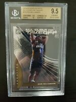 Zion Williamson Rookie Rc Donruss 2019 Optic All Clear For Takeoff BGS 9.5 GEM A