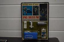 Major Matt Mason Vintage Original cardada Mattel espacio refugio Pak Shop stock no2
