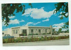 NJ Cinnaminson Twsp New Jersey vintage post card - Schrey's Empire Diner