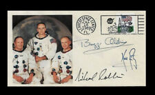 Apollo 11 crew collector envelope w original period stamp *OP1408