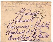 AZ189 1915 *FRANCE* Cover {samwells-covers}PTS