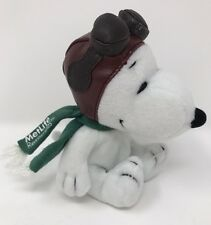NEW in Bag SNOOPY METLIFE Ace Pilot 2015 Stuffed Plush Animal Toy PEANUTS Baron