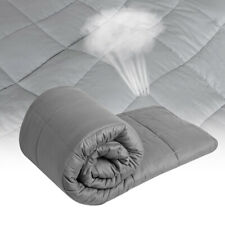 """�Us】60""""x80�Gra vity Throws Weighted Blanket Queen Size 20lbs Health Promote Sleep"""