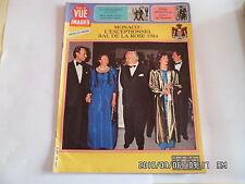 POINT DE VUE N°1860 23/03/1984 MONACO BAL DE LA ROSE PHILIP D'EDIMBOURG   H59