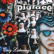 Pigface(CD Album)Easy Listening-Dreamcatcher Underground Inc.-UIN1037-U-New