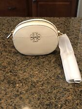 NWT Tory Burch Round Cross-body Handbag - New Ivory - 46445