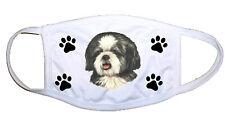 Shih Tzu Puppy Cloth Mask Lp 28109 M