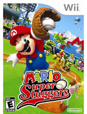 Mario Super Sluggers Wii - Game Only