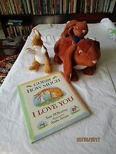 lot of Guess How much I love you:Kohl's Cares  book   2 plush