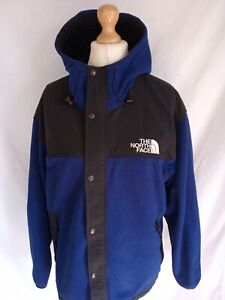 THE NORTH FACE FLEECE WINDSTOPPER GORE JACKET BREATHABLE VINTAGE VENTED XL MENS