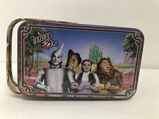 Wizard Of Oz Avon Collectible Tin Basket Warner Brothers Studio Vintage 2008