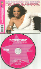 BARBARA TUCKER Love Vibrations 10 TRX w/ RARE REMIXES & EDIT CD Single USA seler