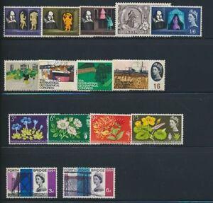 GB Pre-decimal QEII 1964 Complete Commemorative Collection (4 sets) Superb M/N/H