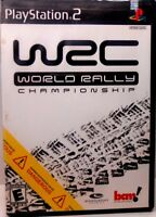 Playstation 2, WRC, WORLD RALLY CHAMPIONSHIP, COMPLETE, TESTED
