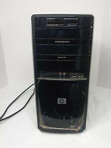 HP Pavilion P6000 PC Tower AMD Athlon II x4 2.80GHz 4GB RAM 250GB HDD Tested