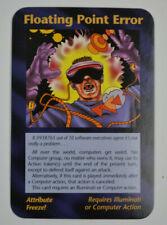 Illuminati New World Order INWO Assassins Uncommon Floating Point Error CCG