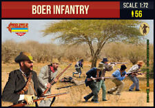 Strelets 1/72 Boer Infantry Anglo-Boer War # M138