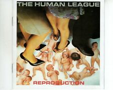 CD THE HUMAN LEAGUEreproductionEX (B3378)