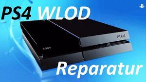 PlayStation 4 PS4 WLOD BLOD HDMI Chip tausch defekt Reparatur - kein Bild