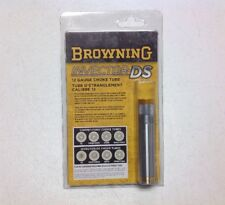 BROWNING 12 Ga. Invector DS - Skeet Choke Tube ( Extended Competition ) - NEW )