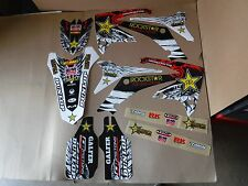 Rockstar PTS team graphics Honda 2009-2012 CRF450R & 2010-2013 CRF250R