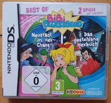 Spiel: 2 in 1 BIBI BLOCKSBERG Hexbuch + Chaos Best of Nintendo DS + XL + 3DS