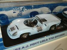 GMP Lola T70 Spyder Car#83 AJ Foyt Part# 12009 LTD.ED. 1:18 Scale RARE NIB