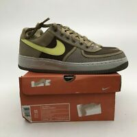 """Nike Air Force 1 Low Inside Out Priority """"Undefeated"""" NEW MEN 314770-271 US 11"""