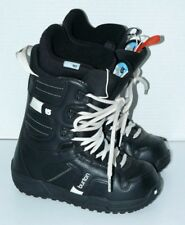 Burton CoCo Womens Snowboard Boots Black Truefit Size 7