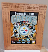 Pittsburgh Steelers picture frame, 8x10 photo
