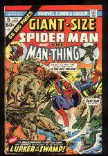 Marvel Team Up 53 VF Spiderman Incredible Hulk 1st Byrne (1974) Marvel *CBX201