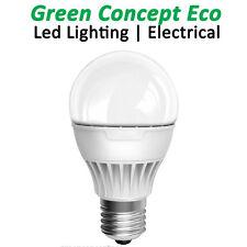 Ecofire Econo 5W LED Light Bulb Globe Daylight E27 Edison Screw