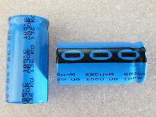 Condensateur 680uF 100V 105°C low esr Vishay RVI 136