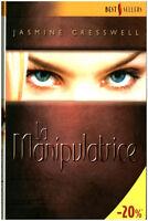 Livre Poche la manipulatrice J. Cresswell book