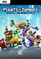 Plants vs. Zombies: Battle for Neighborville Digital Key (PC, Region Free)