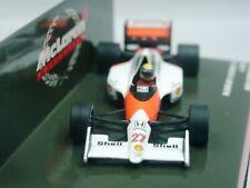 WOW EXTREMELY RARE McLaren 1990 MP4/5B Honda Senna GP Hockenheim 1:64 Minichamps