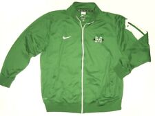RYAN BEE PLAYER ISSUED MARSHALL THUNDERING HERD NIKE DRIFIT XL ZIP UP SWEATSHIRT