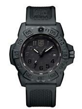 Luminox Navy Seal 3500 CARBONOX Black Dial Rubber Band Men's Watch XS.3501.BO