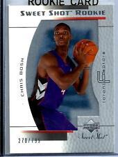 2003-04 Upper Deck Sweet Shot # 94 Chris Bosh Rookie 278/799 Mint  Miami Heat