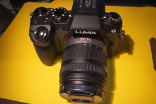 Panasonic LUMIX G7 Digital Mirrorless Camera with 14-42 mm lens