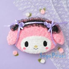 Sega Sanrio My Melody Head Gothic Lolita Plush 52cm Cushion Pillow SEGA1020285