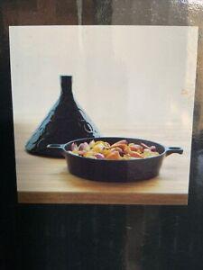 "Lg NEW Ikea STIl Tagine Moroccan Pot 12"" Teflon RARE To Find Cookware"