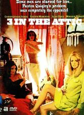 3 Three In The Attic DVD 1968 starring Christopher Jones & Yvette Mimieux