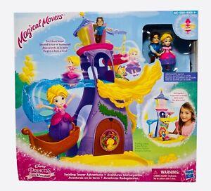 Disney Princess Little Kingdom Magical Movers Twirling Towers Adventure Rapunzel