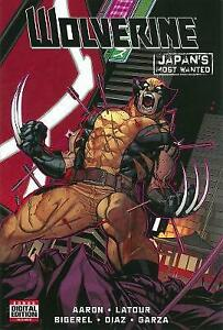 Wolverine: Japan's Most Wanted (English) Hardcover