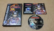 Burning Rangers (Sega Saturn) versión europea PAL