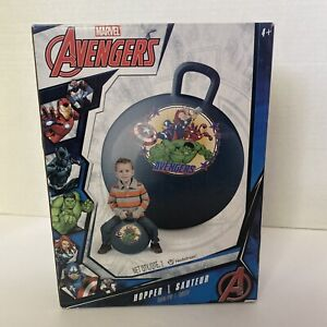 Hedstrom Marvel Avengers Bouncing Ball Kids Bouncing Ball Hopper
